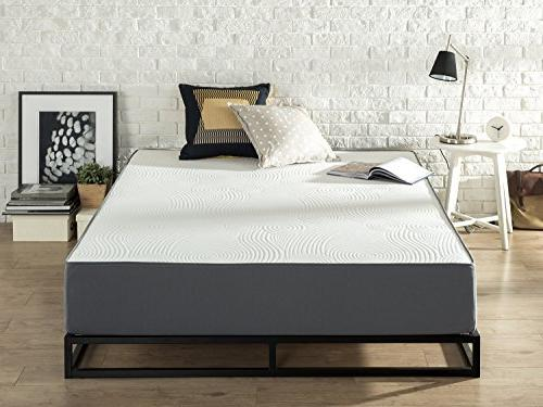 Zinus Responsive Memory Foam 10in Firm Comfort Support Mattr