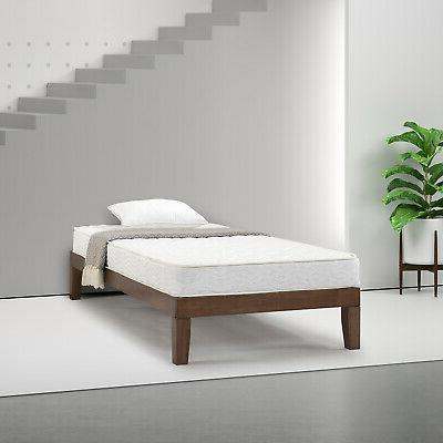 6 inch innerspring mattress full size bed