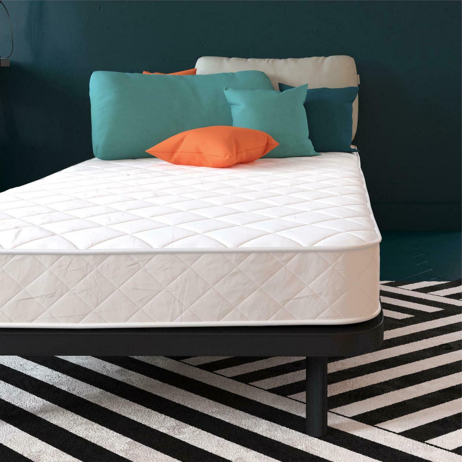 """Signature Sleep 6"""" Coil Mattress made with CertiPUR-US cer"""