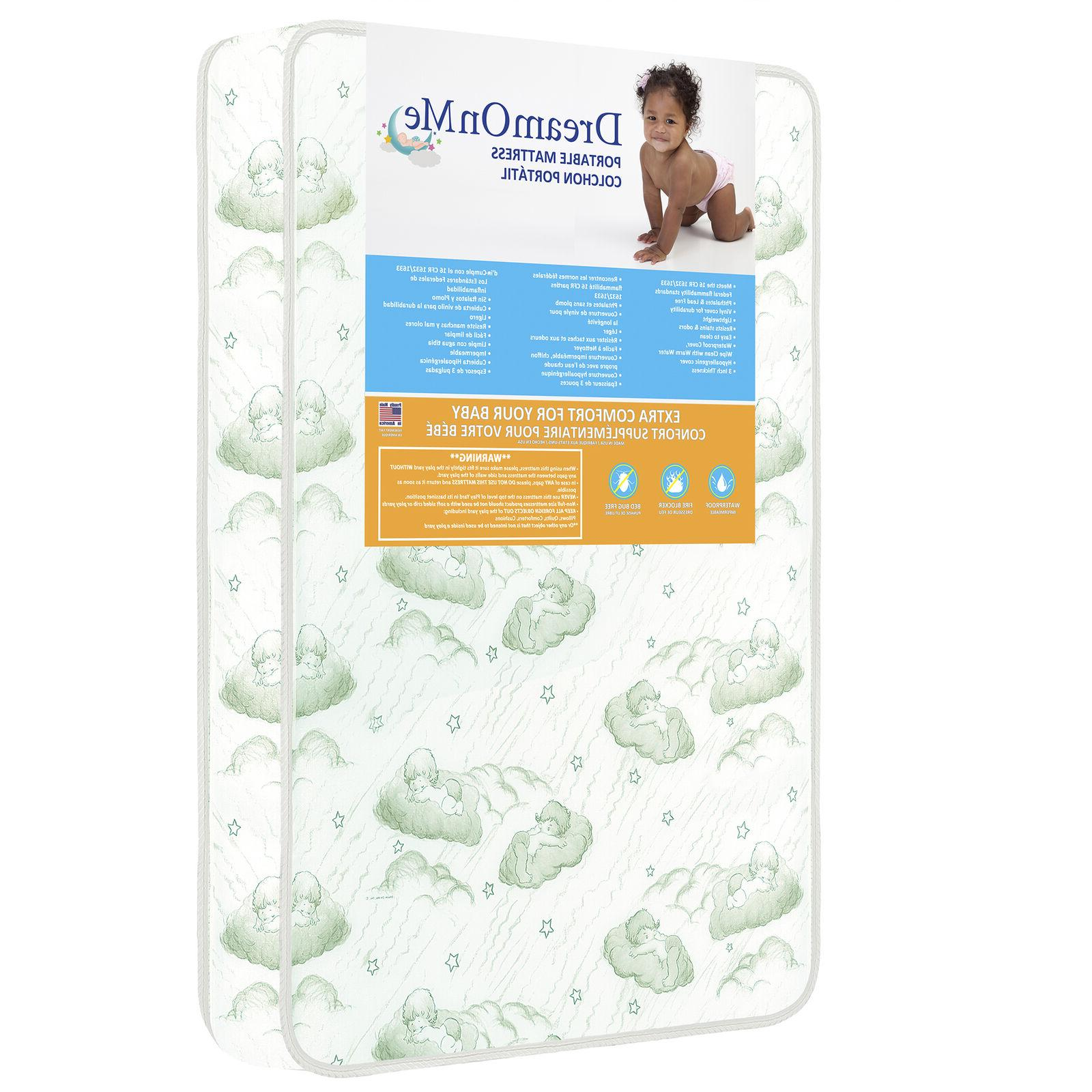 spring crib and toddler bed mattress foam