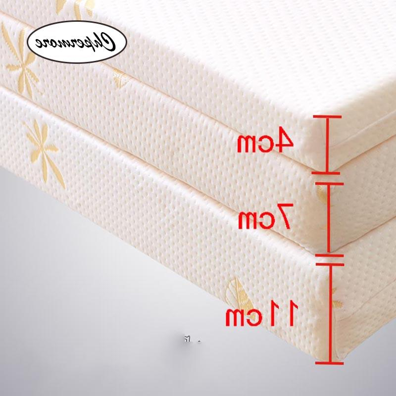 Chpermore <font><b>Mattress</b></font> Tatami Bedspreads Twin Full