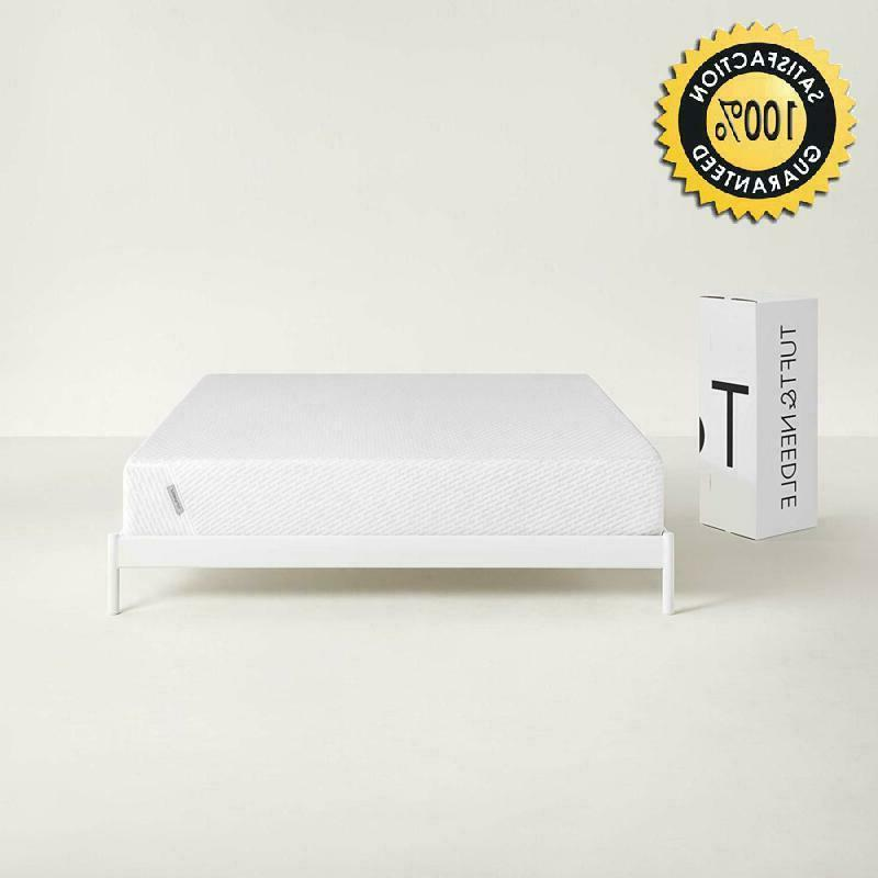 tuft needle mattress bed in a box