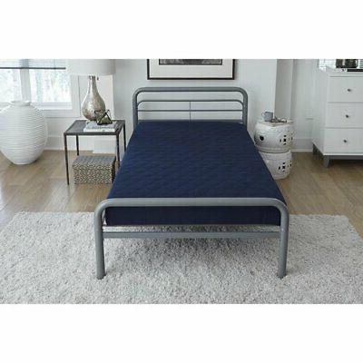 Twin Polyester Mattress Bunk Bedroom