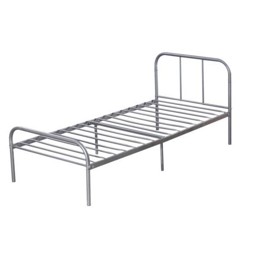 Twin Metal Bed Foundation Steel Bedroom
