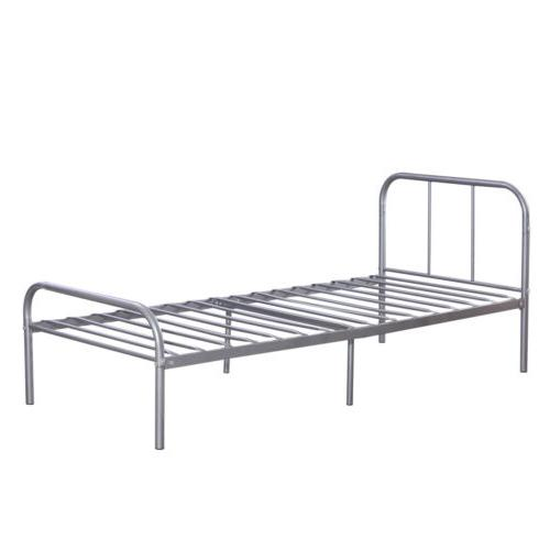 Twin Size Bed Frame Foundation Steel