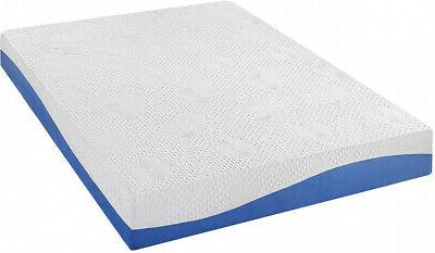 PrimaSleep Gel Memory Foam H, Full,