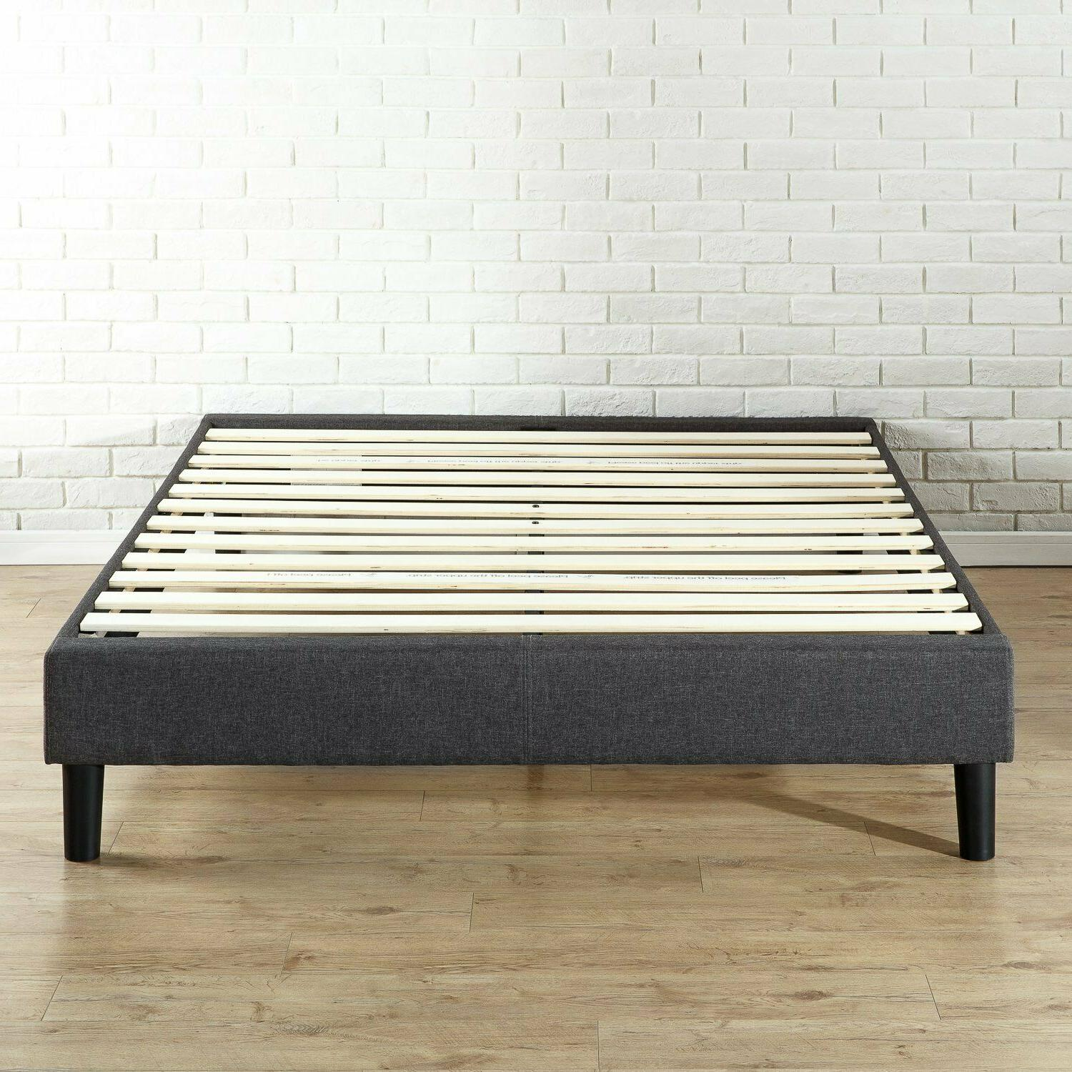 Zinus Bed Frame/Mattress Foundation, no
