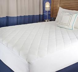 Abit Comfort Mattress cover, Quilted fitted mattress pad que