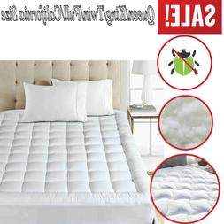 Mattress Cover Protector Waterproof Pad All Sizes Bed Cover