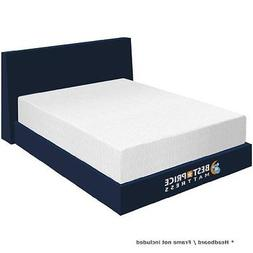 Best Price Mattress 12-Inch Memory Foam Mattress, Queen