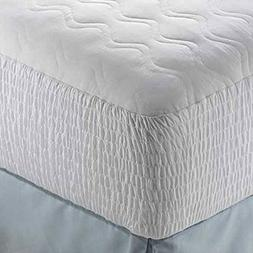 mattress pad polyester cotton protector