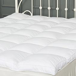 Mattress Topper Full Down Alternative - DUO-V HOME Quilted P