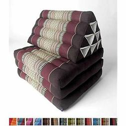 Mattresses & Box Springs Foldout Triangle Thai Cushion, 67x2
