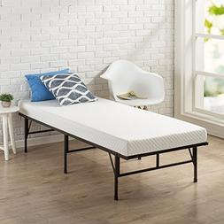 Zinus Memory Foam 4 Inch Mattress, Twin