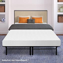 "Best Price Mattress 8"" Memory Foam Mattress and 14"" Premium"