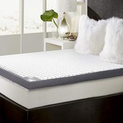 MGM Grand Hotel MFT-408-6Q 3 inch Gel Memory Foam Mattress T