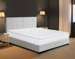 Olee Sleep 10 in Milk way Tight Top Spring Mattress Twin 10S