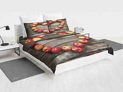 Modern Girls Bedding Sets Rustic Style Home Cafe Decor Woode