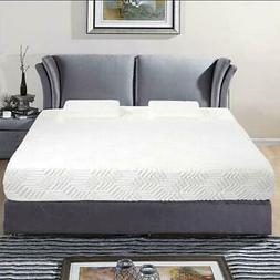 "New Traditional Firm Memory Foam Mattress Bed 10"" Full Size"