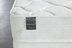 "Oliver Smith® Organic Cotton 10"" Firm Comfort Sleep Spring"