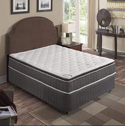 Orthopedic King Size Mattress Spinal Issues Pillow Top Pocke