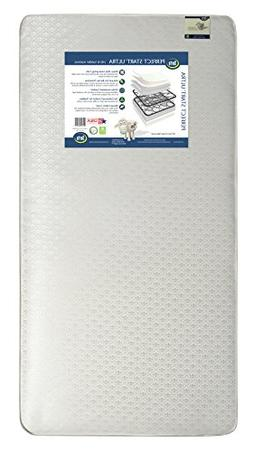 Serta Perfect Start Ultra Innerspring/Foam Crib and Toddler