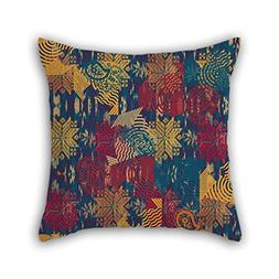 Pillowcover Of Geometry 18 X 18 Inches / 45 By 45 Cm Best Fi