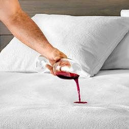 Waterproof Mattress Protector Fitted Mattress Cover