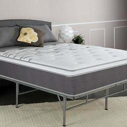 Priage by Zinus 12 Inch Extra Firm Pocketed Coil Mattress