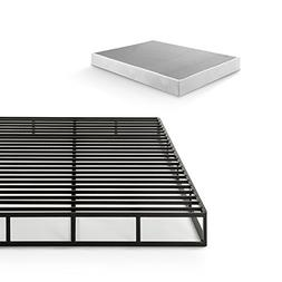 Zinus 7.5 Inch Quick Lock Smart Box Spring/Mattress Foundati