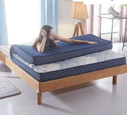 Resilience Memory Foam Mattresses Thick Warm Comfortable Bed