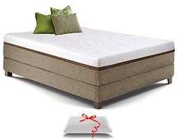 Live and Sleep Ultra California King Mattress, Gel Memory Fo