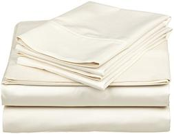 4 pcs sheet set Ultra Soft- Brushed Microfiber With Top Head