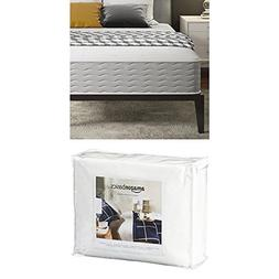 Signature Sleep Contour 10 Inch Reversible Independently Enc