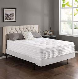 Sleep Master iCoil 13 Inch Euro Top Spring Mattress and BiFo