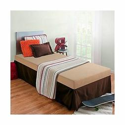 Sleep Master Memory Foam 5 Inch Youth Bunk BedTrundle BedDay