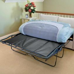sleeper sofa bed bar shield folding support