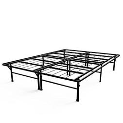 Zinus 14 Inch SmartBase Deluxe / Mattress Foundation / Platf