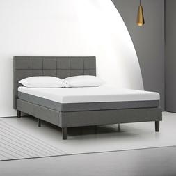 "SPA SENSATIONS BY ZINUS 12"" ECO-SENSE MEMORY FOAM MATTRESS,"