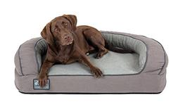 Better World Pets Super Comfort Bolster Dog Bed :: Waterproo
