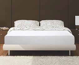 Olee Sleep F09FM03MOLVC Conventional Bed Mattress, Full, Whi