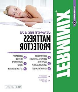 TERMINIX Ultimate Mattress Protector - 6-Sided Water-Resista