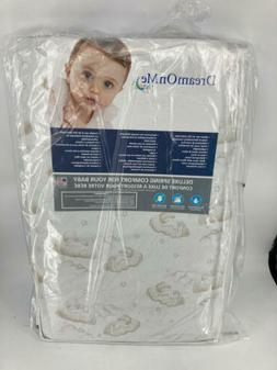 Dream On Me Twilight 80 Coil Spring Crib and Toddler Bed Mat