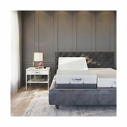 Classic Brands Adjustable Comfort Adjustable Bed Base with M