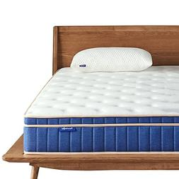 Sweetnight 8 Inch Twin Mattress - Individually Pocket Spring