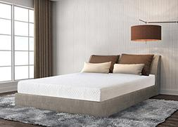 Olee Sleep Ventilated Convolution Memory Foam Mattress, Twin