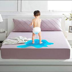 Waterproof Bed Cover,Single Piece 1.8m Bed Cover Urination B