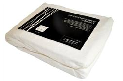 Natural Comfort Waterproof Mattress Protector-Cotton Terry T