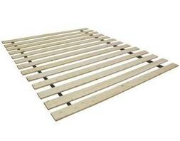 wooden bed slats for mattress type twin